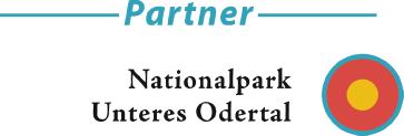 Logo NP Unteres Odertal