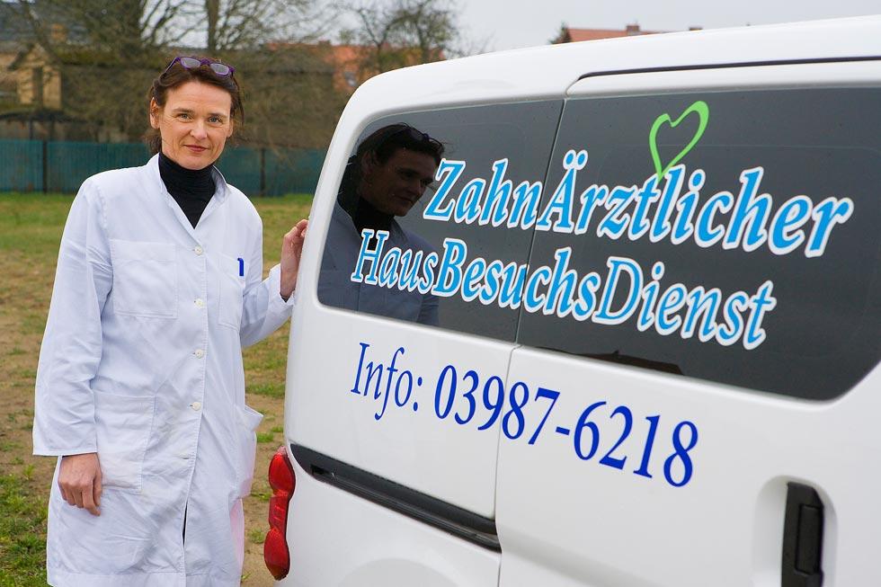 Zahnaerztlicher Hausdienst Uckermark