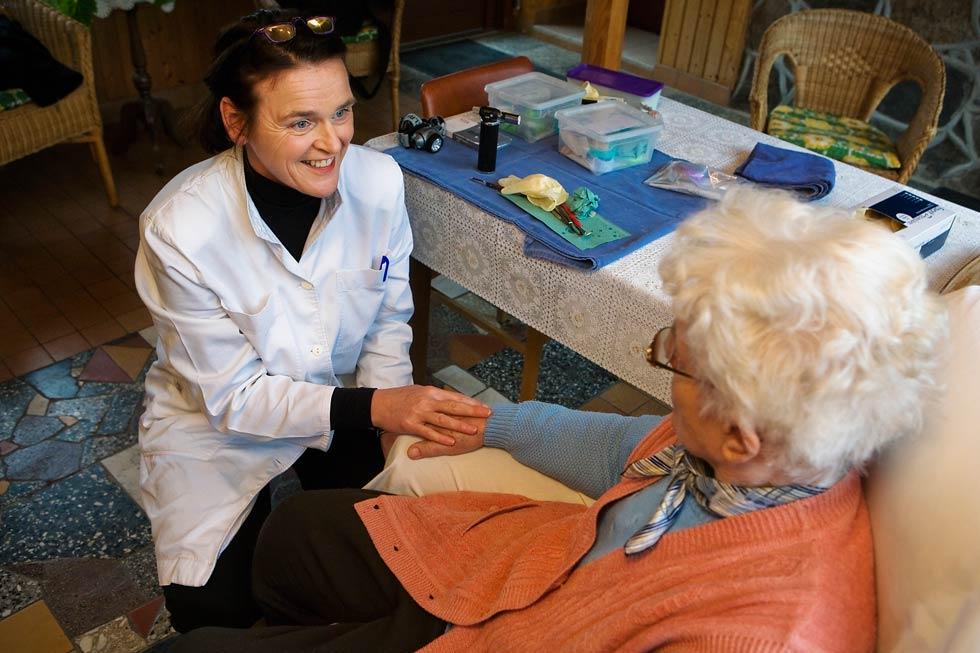 Zahnaerztlicher Hausdienst Uckermark, Dr. K. Finger
