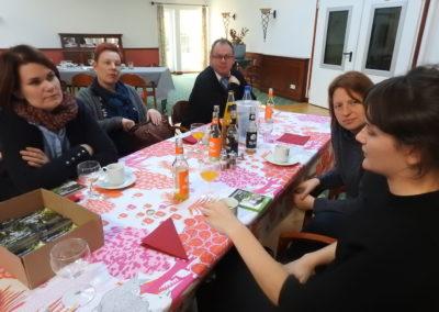 Erfahrungsaustausch zu LEADER in Finnland udn Deutschland