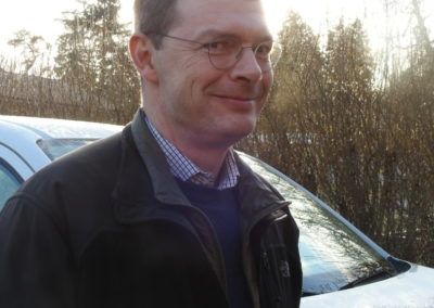Matti Skor (LGMV) unterstützte bei der Verständigung
