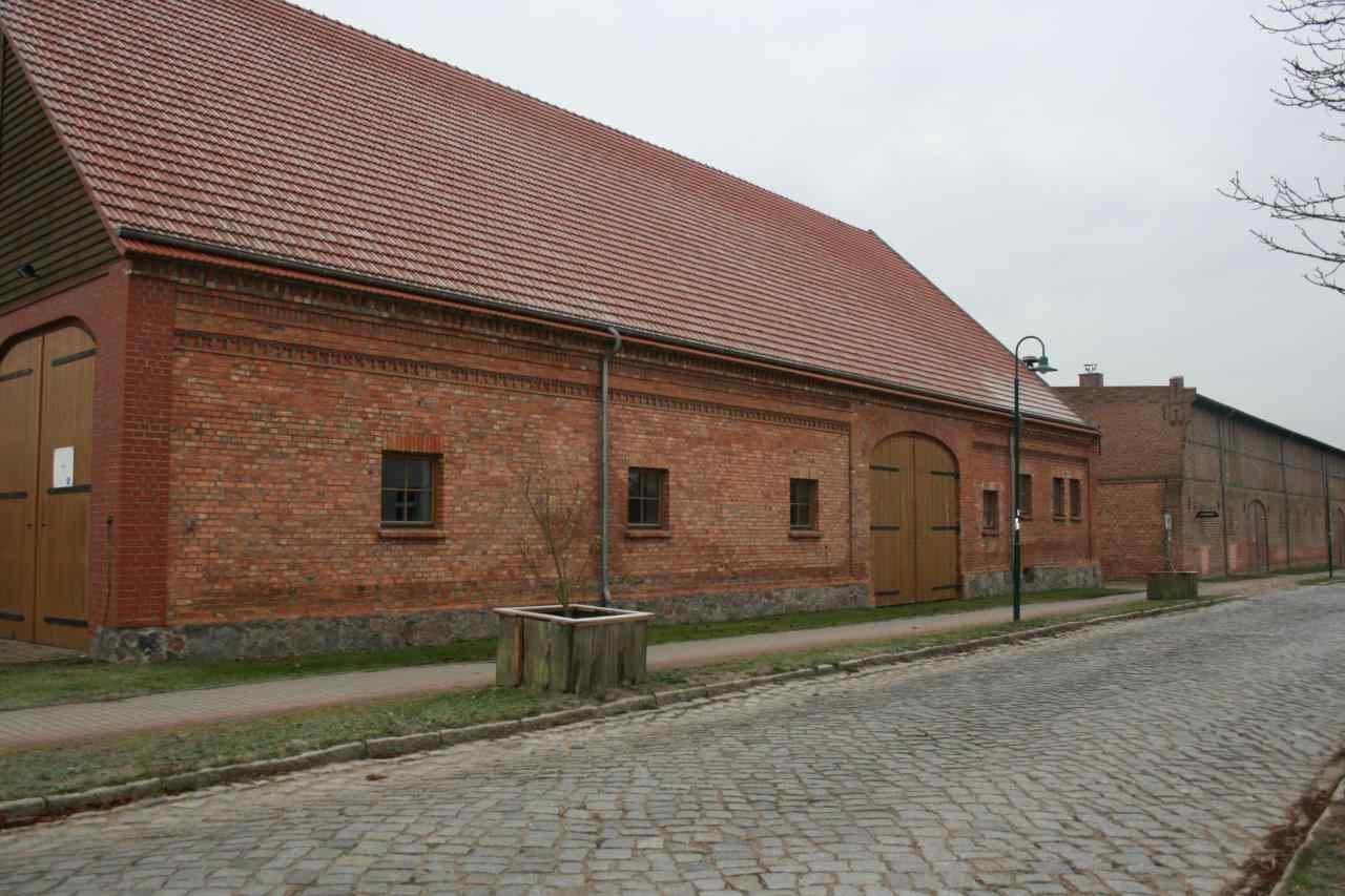 Gutshof Pinnow