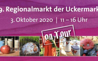Herzlich willkommen zum 9. Regionalmarkt der Uckermark!